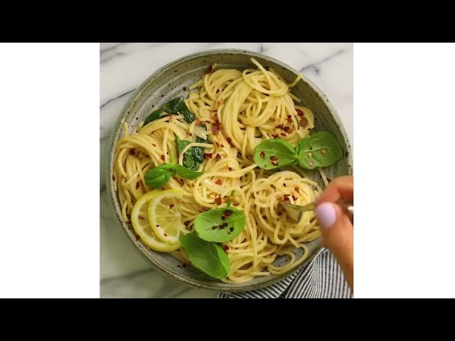 How to make delicious Creamy vegan pasta