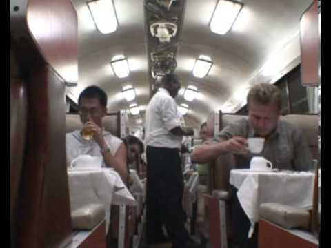 Toget mellem Mombasa og Nairobi - film fra et togeventyr i Kenya fra Rejseprogrammet.dk