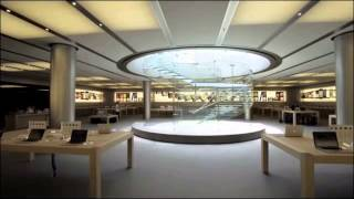 Gambar cover Internal Apple Retail Stores Video