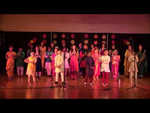 Diwali 2016 conducted by Indian Association Of Topeka