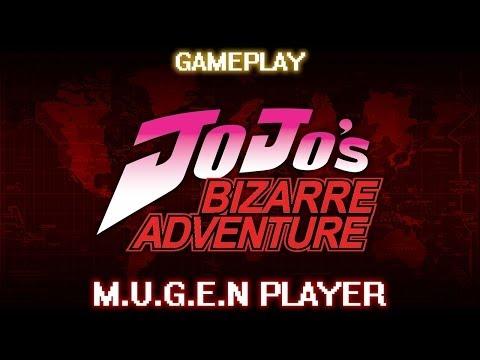 JOJO`S BIZARRE ADVENTURE ULTIMATE - Mugen | GO GO Free Games