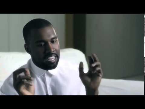 Kanye West REM Interview