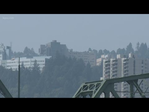 Portland air quality among world's worst