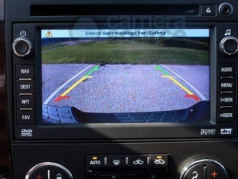Gmc Sierra Stereo Wiring Diagram Gmc Sierra Chevy Silverado Chevy Gmc Hd Backup Camera