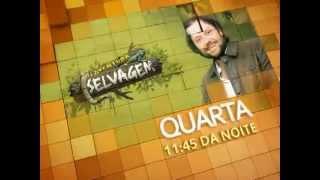 Aventura Selvagem - Richard Rasmussen mostra belezas do Centro Oeste do Brasil