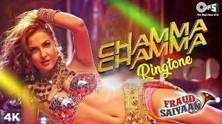 Chamma Chamma Ringtone Download Mp3 | Neha Kakkar New Song ringtone