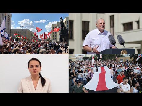5 вопросов к протестующим в Минске: за что пошли протестовать? (выборы в Белоруссии)