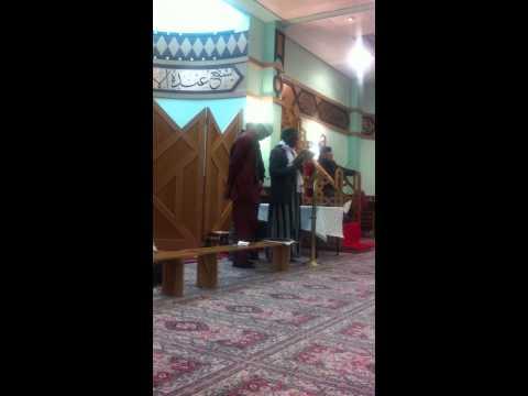 Qasida by Imam Mahamat Cheriff Doutom [Imam Muhammad Shareef al-Tijani]