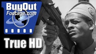 Ethiopia Prepares For Attack By Italy From Mussolini Army 1935 Historic HD Footage