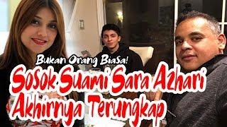 Lama Disembunyikan Akhirnya Sosok Suami Sarah Azhari Terungkap