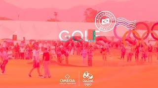 OMEGA at Rio 2016 - Golf timekeeping