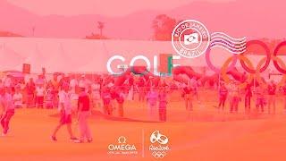 OMEGA at Rio 2016 - Golf timekeeping