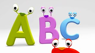 Alphabet Song + More Learning videos and Baby Rhymes Songs by Kids Channel