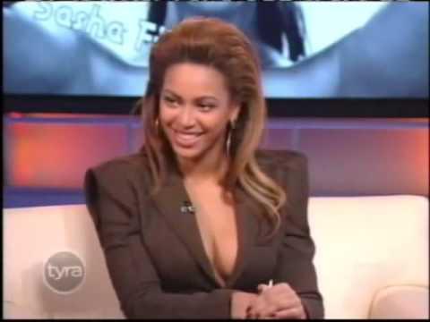 Beyonce On Tyra