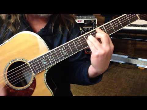 Alternate Tuning DGCGCD - Key G Natural Minor