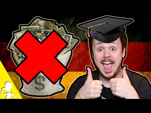 Study In Germany For FREE Now!