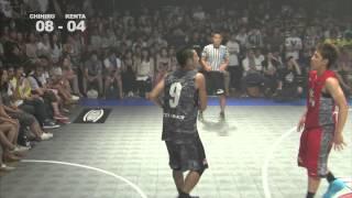 Red Bull King of the Rock 2013 /1st ROUND⑥ _CHIHIRO vs KENTA