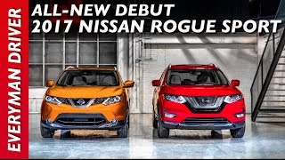 2017 Nissan Rogue Sport on Everyman Driver