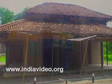 Ba Kuti in Sevagram, Wardha, Maharashtra