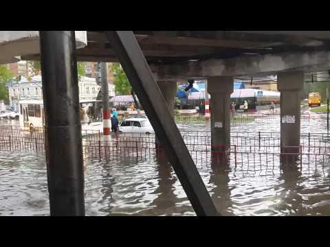 Потоп в Нижнем Новгороде