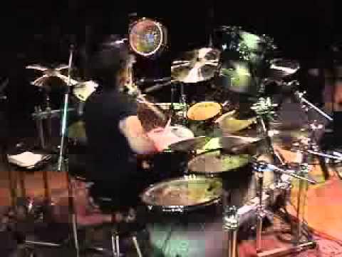 Virgil Donati Live @ Stockholm