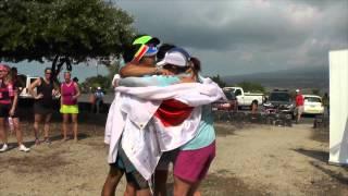 2014 Ultraman Run Finish - Yasuko Miyazaki