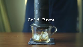 Cold Brew Coffee ★ 冰釀咖啡 ★ コールドブリューコーヒー thumbnail