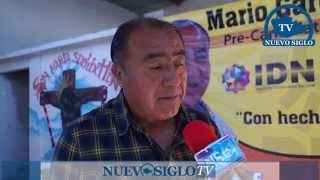 OAXACA NS TV MARIO GARCIA MONTESINOS PRE CANDIDATO A DIPUTADO FEDERAL DISTRITO 03 POR PRD IDN