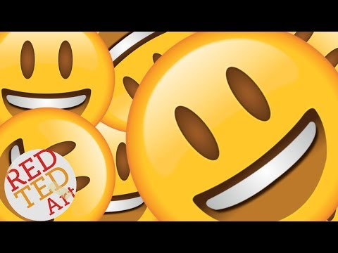 5 Easy Emoji DIYs - Revisiting Red Ted Art's favourite Emoji Crafts