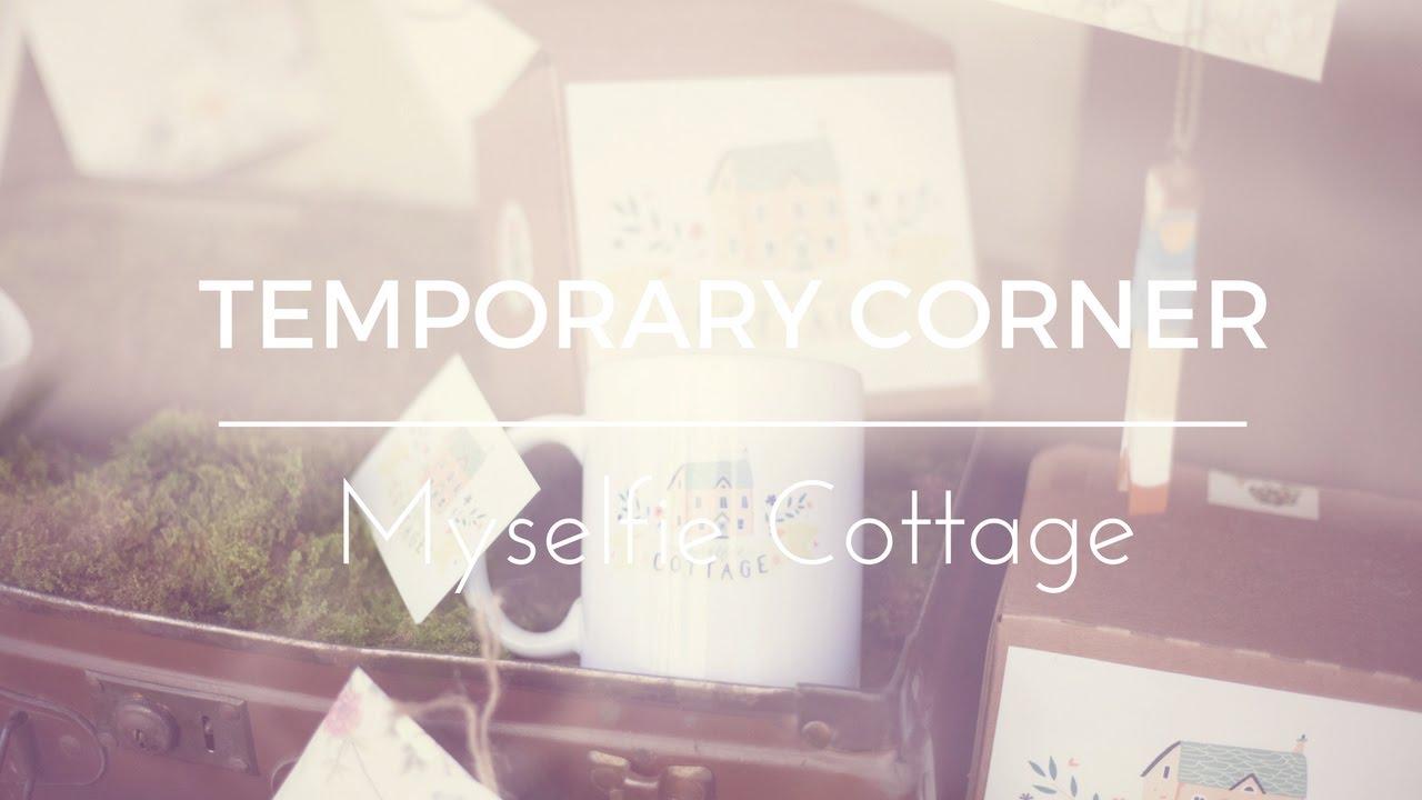 Temporary Corner Con Faccio E Disfo Forni Di Sopra Dolomiti Youtube