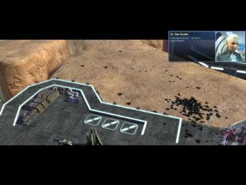 Supreme Commander 2 Cybran mission 3 the Great leap forward