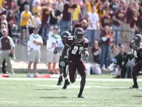Antonio Brown Central Michigan Highlights Youtube