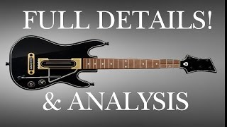 Official Activision Guitar Hero Live Reveal 2015 Full Details & Analysis NO Full Band Experience!