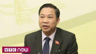 """ĐBQH Lưu Bình Nhưỡng: """"Chấp hành quyết định của cấp trên"""""""