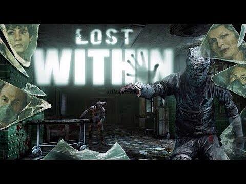 Lost Within  САМЫЕ СТРАШНЫЕ ХОРРОР-ПРИКЛЮЧЕНИЯ! ПОПРОБУЙ НЕ ИСПУГАТЬСЯ CHALLENGE!