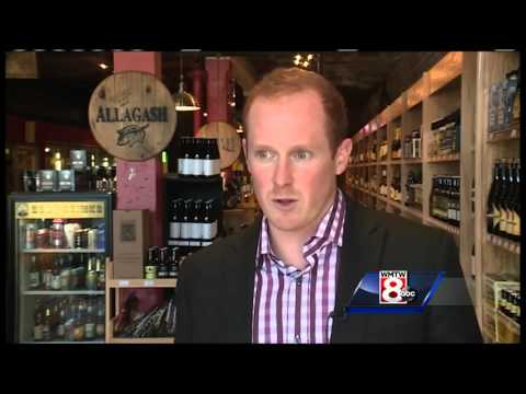Beer, liquor, and wine delivery service offered in Portland
