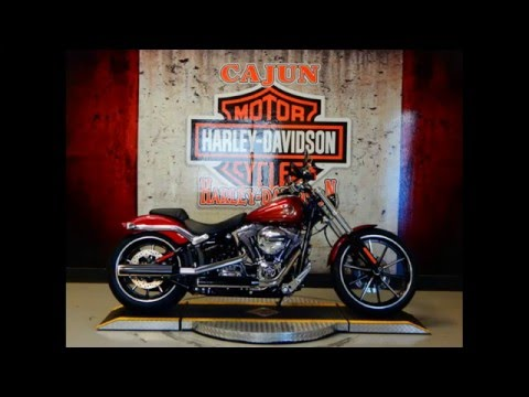 New 2016 Harley-Davidson® FXSB Softail® Breakout® For Sale