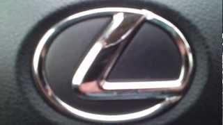 Kasowanie Inspekcji Lexus IS 250 Oil Service Indicator Light Reset Lexus IS 250