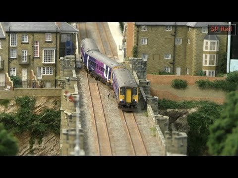 Norwich Model Railway Exhibition 2017