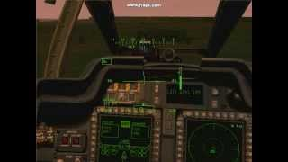 GunShip Combat Simulator
