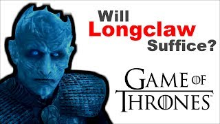 ⚔ Can Valyrian Steel Kill the Night King ❓ Game of Thrones Season 7 Preview