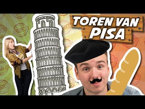 TOREN VAN PISA! - Nailed it #19