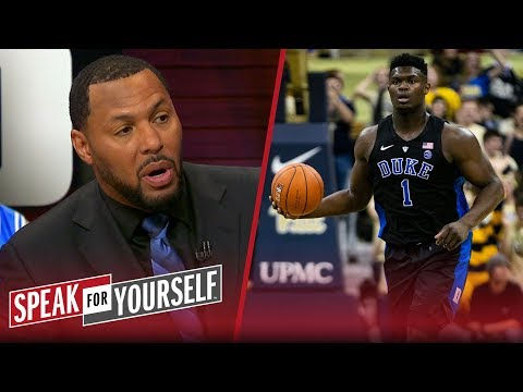 Eddie House says Zion Williamson is 'infectious,' will be a Top-3 pick | NBA | SPEAK FOR  YOURSELF