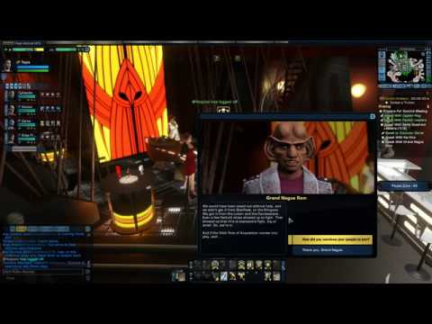 Star Trek Online - Victory is Life - Storm Clouds Gather