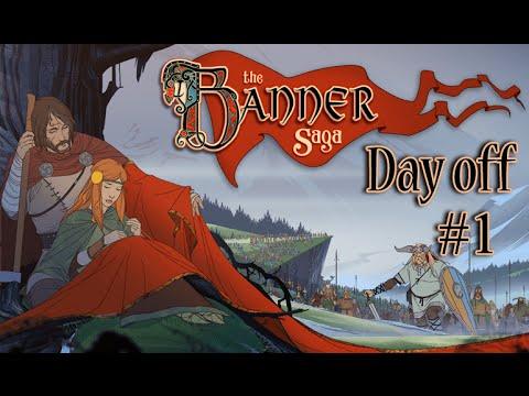 #1 The Banner Saga - Сказания севера