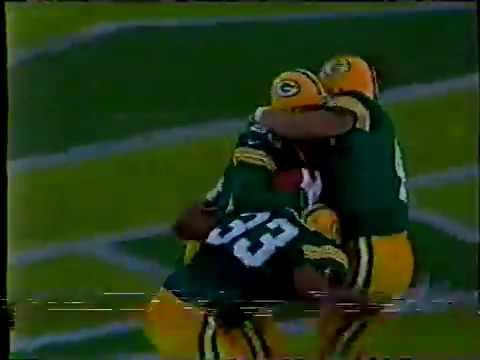 1998 Freeman 80 yd TD Catch Against 49ers