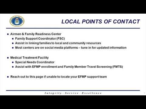 EFMP June Webcast