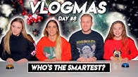 WHOS THE SMARTEST CONDER? CHRISTMAS QUIZ!! VLOGMAS DAY 8 2019