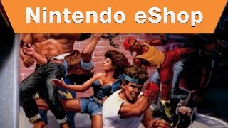 Nintendo eShop - 3D Streets of Rage 2 Trailer