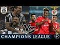 Liga dos Campeões: Paok vs Benfica - 29/08/2018 - Palpite - PES 2018